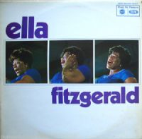 "Ella Fitzgerald-With Lou Levy Trio (Secondhand) [12"" LP 1966]"